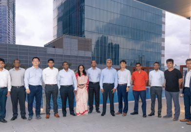 Hyundai hands over 'The Suites' and 'The Offices' at Cinnamon Life to JKP