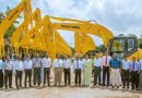NEM Construction receives record consignment from Udeshi Group