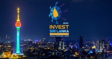 Much Awaited Sri Lanka Investment Forum Commences Today