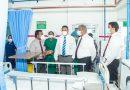 Alumex and Mabroc Teas donate COVID-19 High Dependency Care Unit to Kiribathgoda Base Hospital
