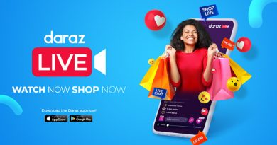 Daraz Presents the First In-App Livestream Shopping Experience