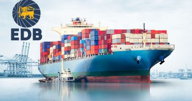 Exports exceed a 1 billion US dollars for the 3rd consecutive month